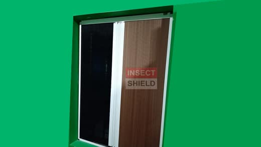 barrier free mosquito net for windows